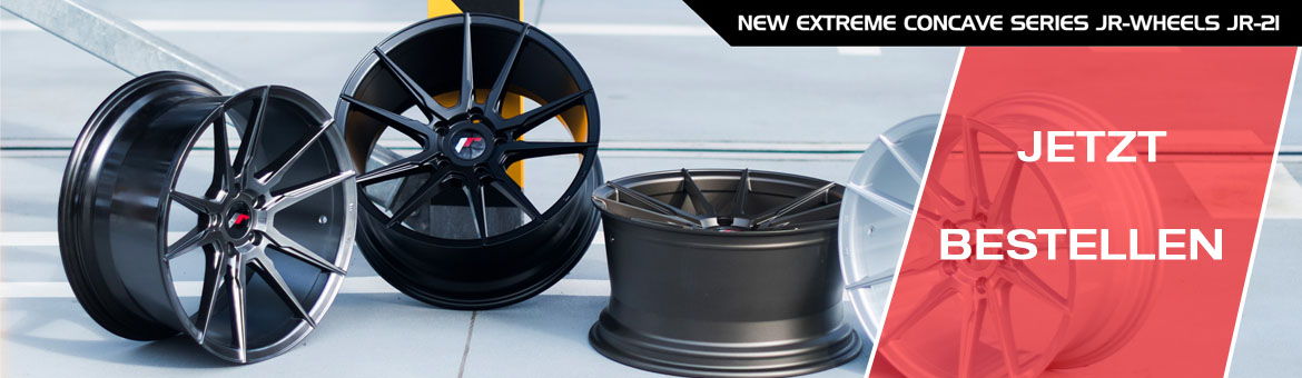 JR-21 Wheels NEU