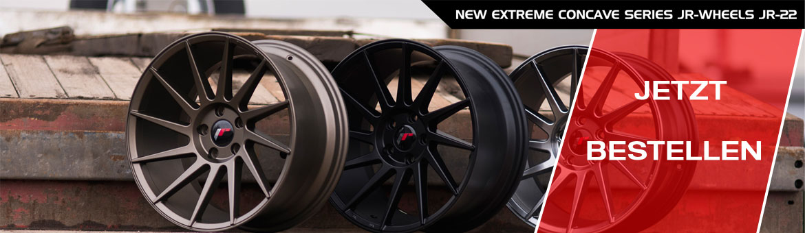JR-22 Wheels NEU