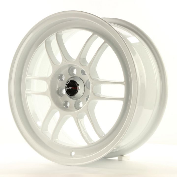 Japan Racing Wheels - JR-7 White (16 inch)