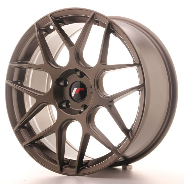Japan Racing Wheels - JR-18 Bronze (19x8.5 inch)