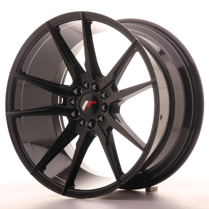 Japan Racing Wheels - JR-21 Gloss Black (19x9.5 Zoll)