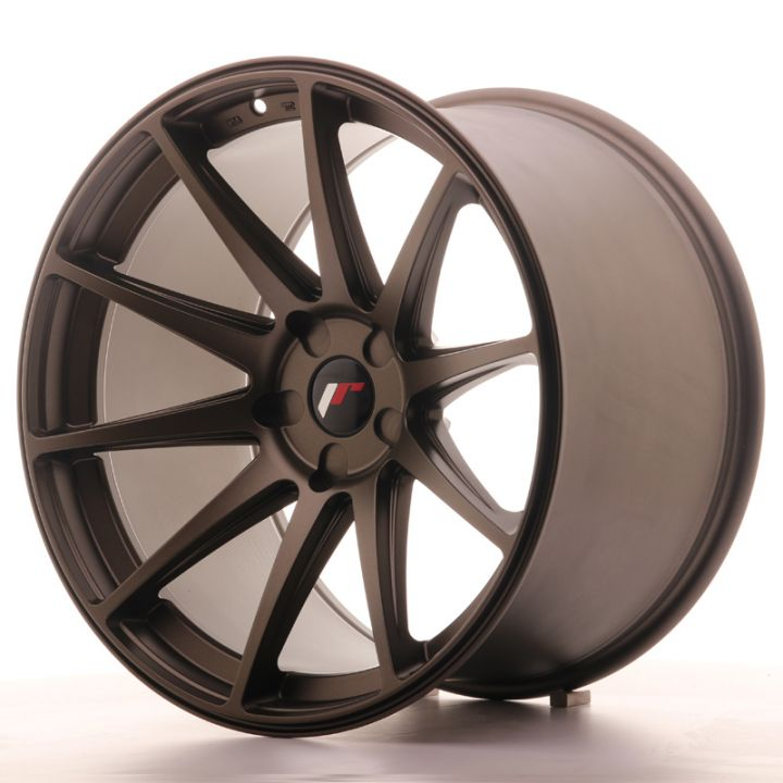 Japan Racing Wheels - JR-11 Matt Bronze (20x12 inch)