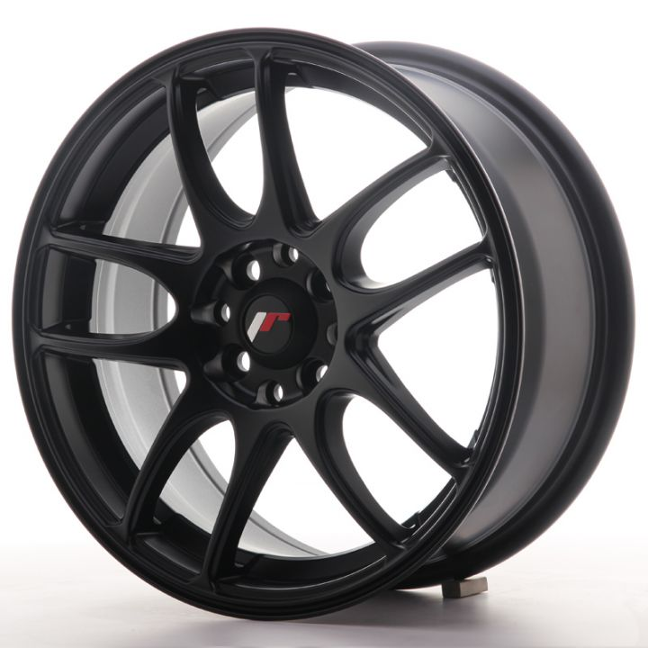 Japan Racing Wheels - JR-29 Matt Black (16x7 inch)