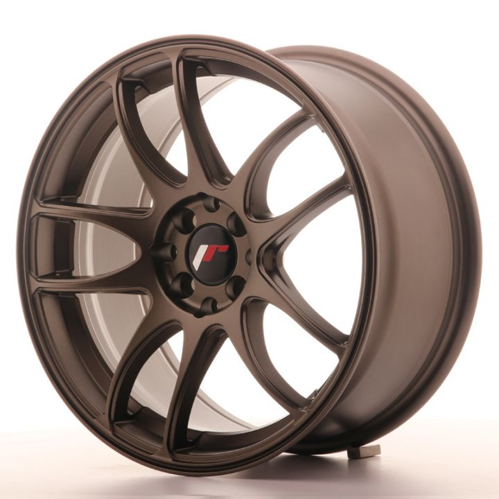 Japan Racing Wheels - JR-29 Matt Bronze (17x8 inch)