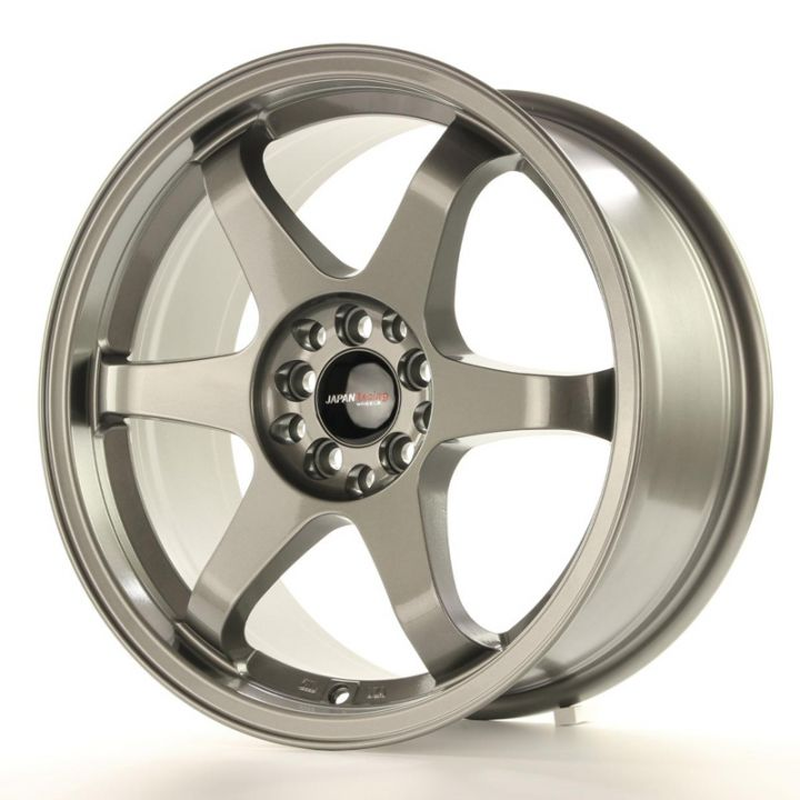 Japan Racing Wheels - JR-3 Gun Metal (17x8 Zoll)