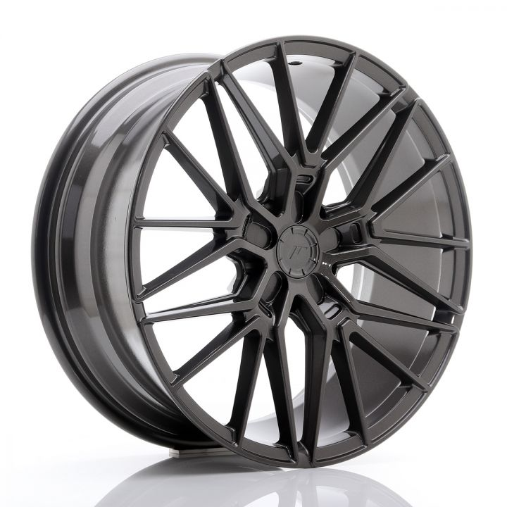 Japan Racing Wheels - JR-38 Hyper Gray (19x8.5 inch)