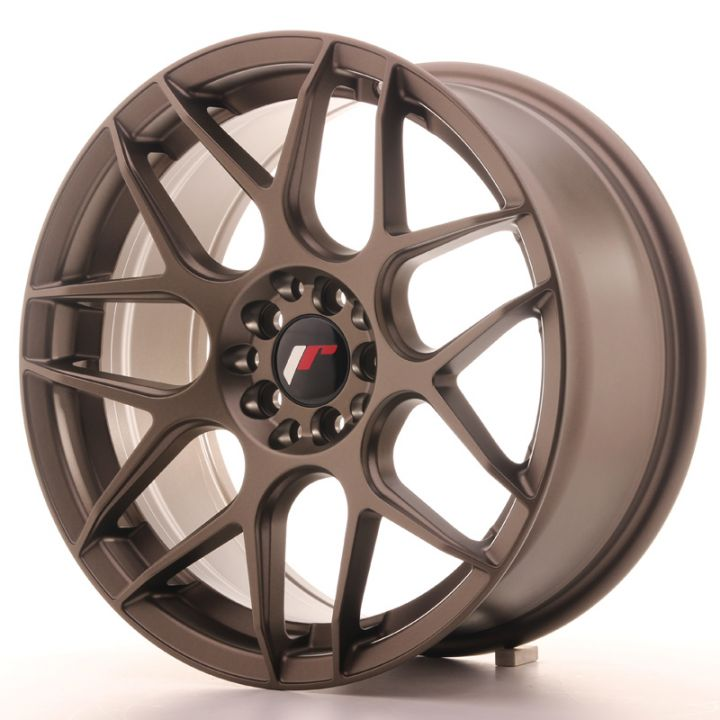 Japan Racing Wheels - JR-18 Bronze (16x8 inch)