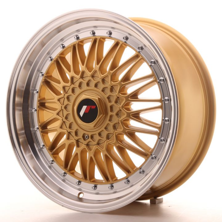 Japan Racing Wheels - JR-9 Gold (18x8 Zoll)