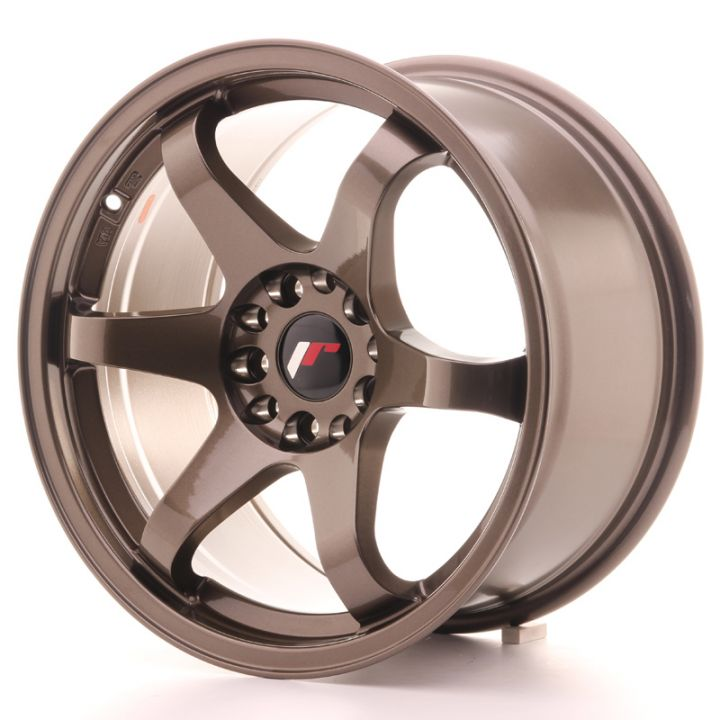 Japan Racing Wheels - JR-3 Bronze (17x9 Zoll)