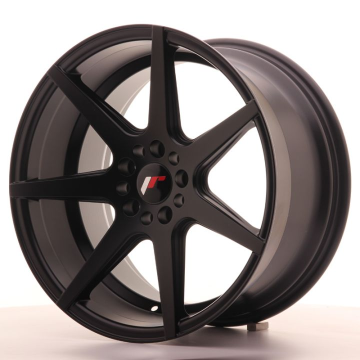 Japan Racing Wheels - JR-20 Matt Black (18x9.5 inch)