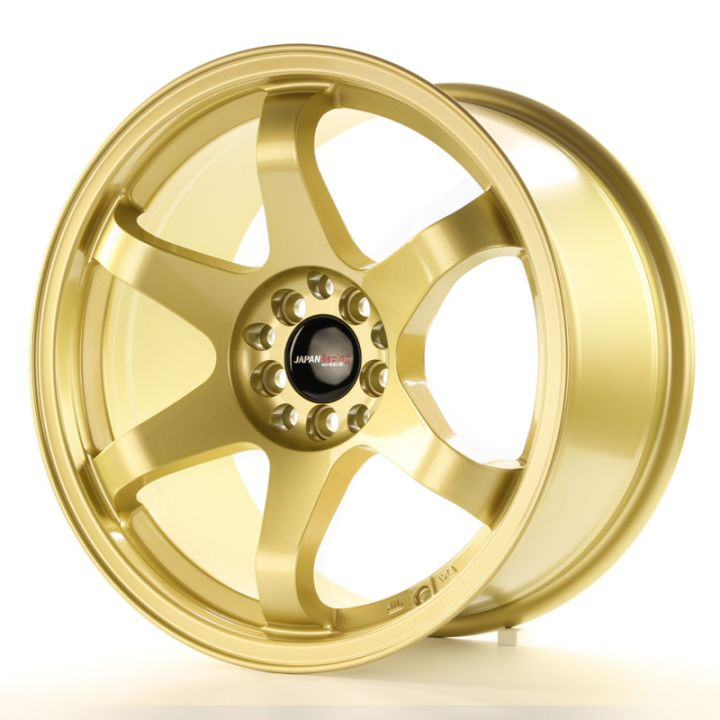 Japan Racing Wheels - JR-3 Gold (17x9 Zoll)