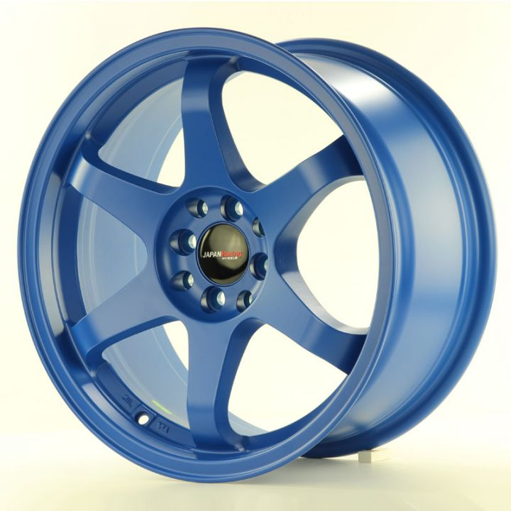 Japan Racing Wheels - JR-3 Blue (17x8 inch)