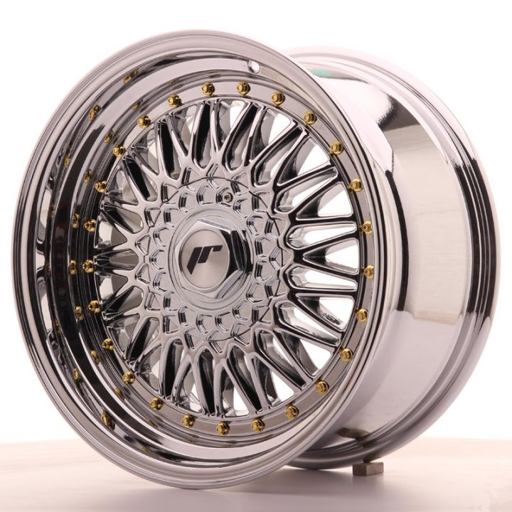 Japan Racing Wheels - JR-9 Chrome (17x8.5 inch)