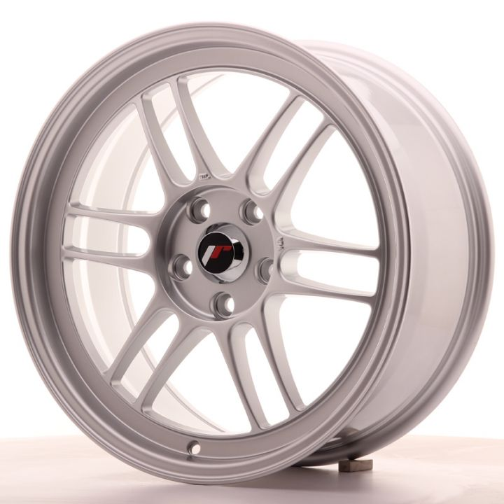 Japan Racing Wheels - JR-7 Silver (18x8 Zoll)