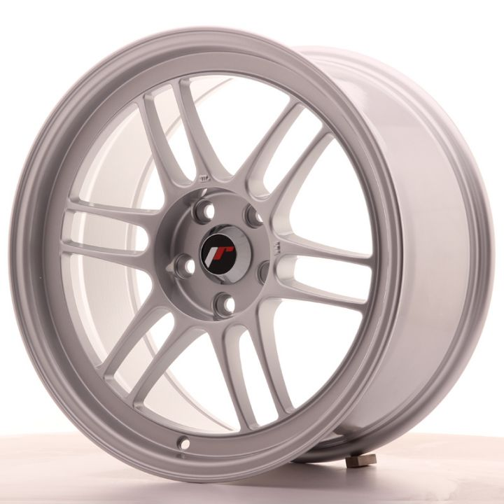 Japan Racing Wheels - JR-7 Silver (18x9 Zoll)