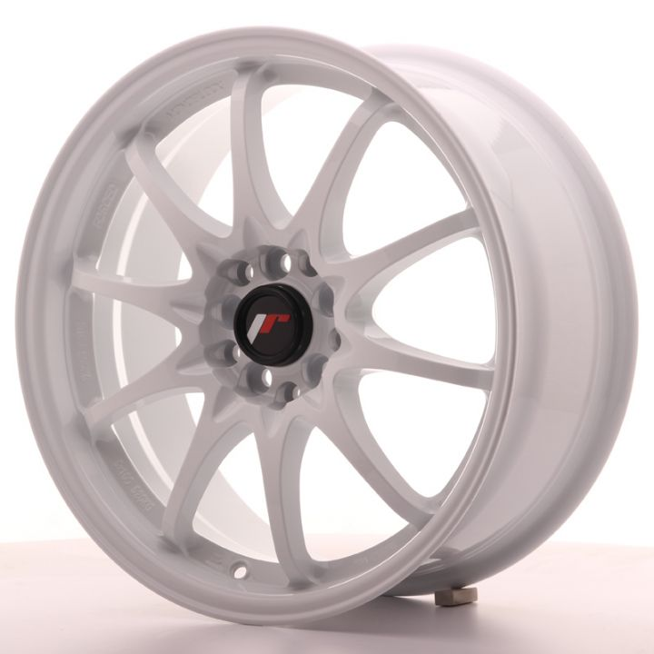 Japan Racing Wheels - JR-5 White (17x7.5 Zoll)