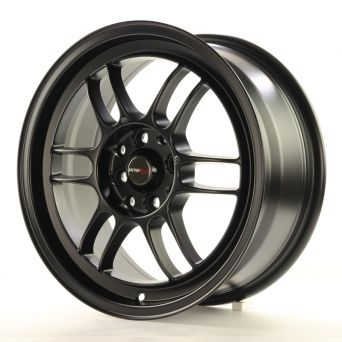 Japan Racing Wheels - JR-7 Matt Black (16 inch)