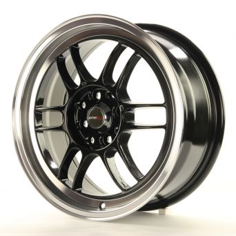 Japan Racing Wheels - JR-7 Gloss Black (16 inch)