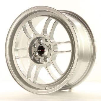 Japan Racing Wheels - JR-7 Silver (16 inch)