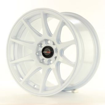 Japan Racing Wheels - JR-11 White (15 inch)