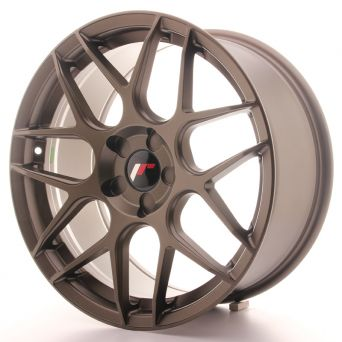 Japan Racing Wheels - JR-18 Matt Bronze (18x8.5 inch)
