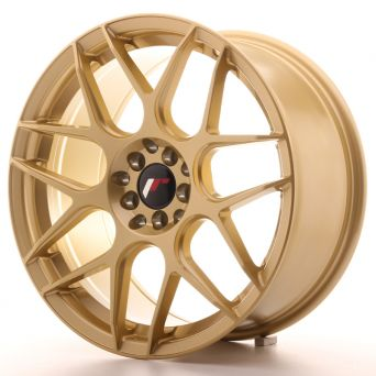 Japan Racing Wheels - JR-18 Gold (18x8.5 Zoll)