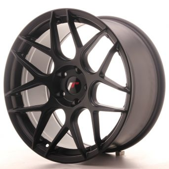 Japan Racing Wheels - JR-18 Matt Black (19x9.5 inch)