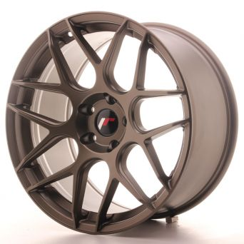 Japan Racing Wheels - JR-18 Bronze (19x9.5 inch)