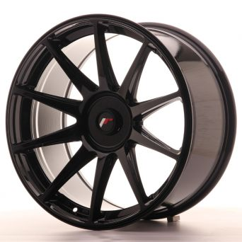 Japan Racing Wheels - JR-11 Glossy Black (19x9.5 inch)