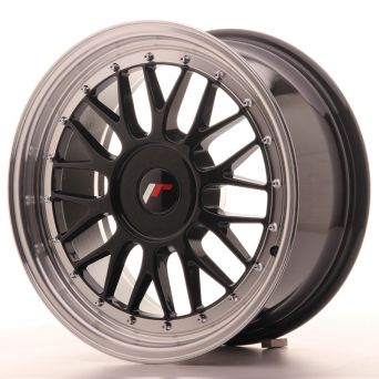 Japan Racing Wheels - JR-23 Glossy Black (17x8 inch)