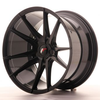 Japan Racing Wheels - JR-21 Glossy Black (19x11 Zoll)