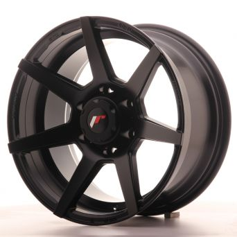 Japan Racing Wheels - JR-X3 Matt Black (17x8.5 Zoll)