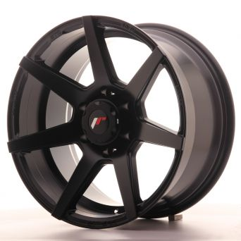 Japan Racing Wheels - JR-X3 Matt Black (18x9 Zoll)