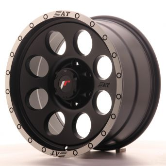 Japan Racing Wheels - JR-X4 Matt Black (18x9 Zoll)