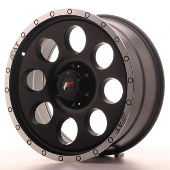 Japan Racing Wheels - JR-X4 Matt Black (20x9 Zoll)