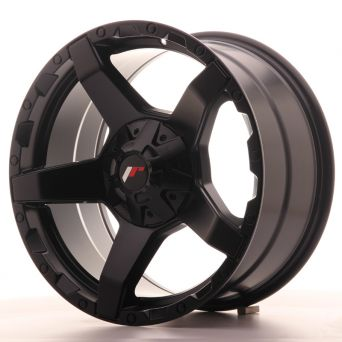 Japan Racing Wheels - JR-X5 Matt Black (18x9 Zoll)