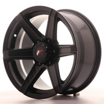 Japan Racing Wheels - JR-X6 Matt Black (18x9 Zoll)