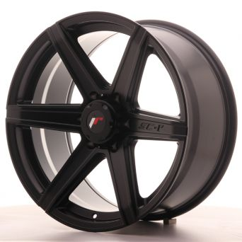Japan Racing Wheels - JR-X6 Matt Black (20x9.5 Zoll)