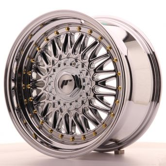 Japan Racing Wheels - JR-9 Chrom (17x7.5 Zoll)