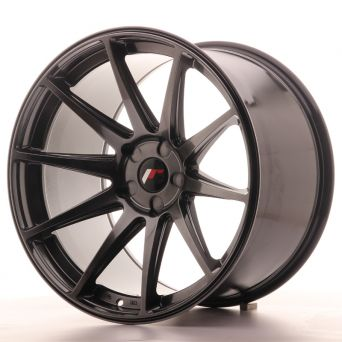 Japan Racing Wheels - JR-11 Hyper Black (20x12 Zoll)