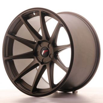 Japan Racing Wheels - JR-11 Matt Bronze (20x12 Zoll)