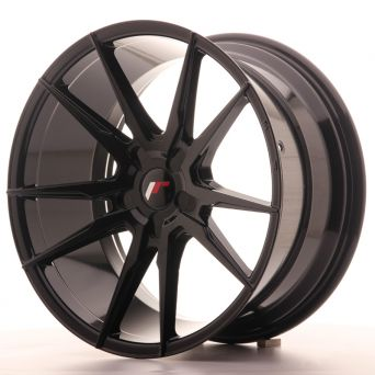 Japan Racing Wheels - JR-21 Gloss Black (19x9.5 inch)