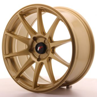 Japan Racing Wheels - JR-11 Gold (18x8.5 inch)