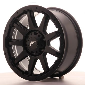 Japan Racing Wheels - JR-X2 Matt Black (17x8 Zoll)