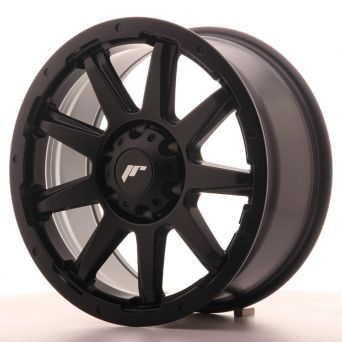 Japan Racing Wheels - JR-X2 Matt Black (18x8 Zoll)