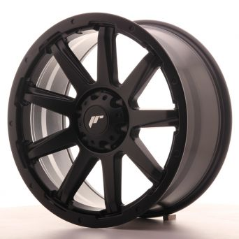 Japan Racing Wheels - JR-X2 Matt Black (20x9 Zoll)