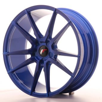 Japan Racing Wheels - JR-21 Plat Blue (20x8.5 Zoll)