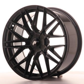 Japan Racing Wheels - JR-28 Glossy Black (18x8.5 inch)