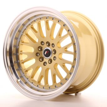 Japan Racing Wheels - JR-10 Gold (18x10.5 Zoll)