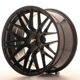 Japan Racing Wheels - JR-28 Glossy Black (18x9.5 inch)